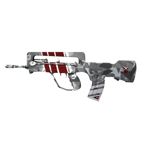 FAMAS - Red Diffusion