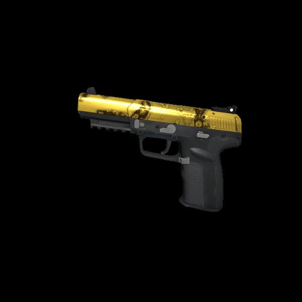 Five-SeveN - Gold Corrosion II