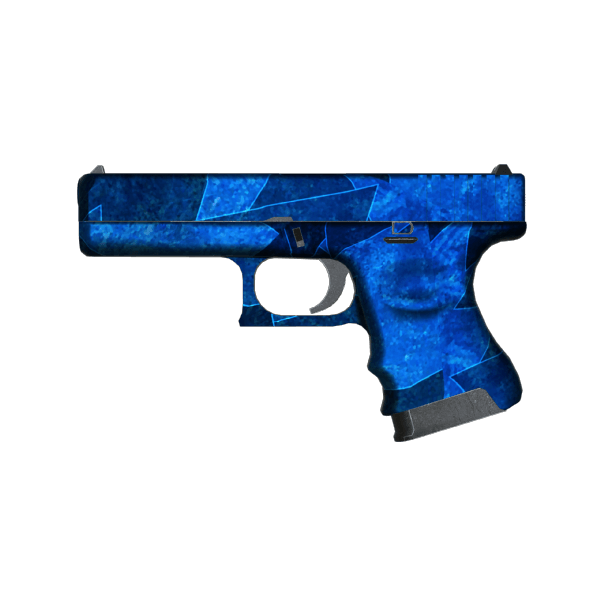 Glock-18 - Ice Chamber