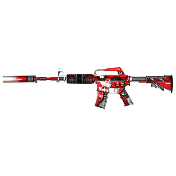 M4A1-S - Mortal Equalizer