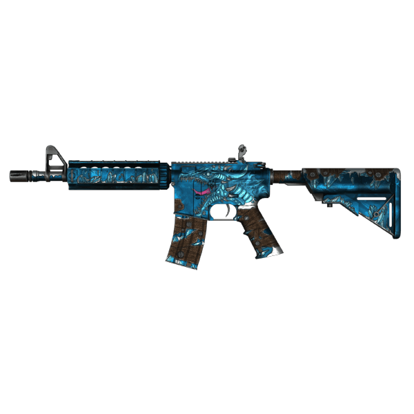 M4A4 - Winter Wyvern