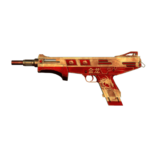 MAG-7 - Golden Dragon