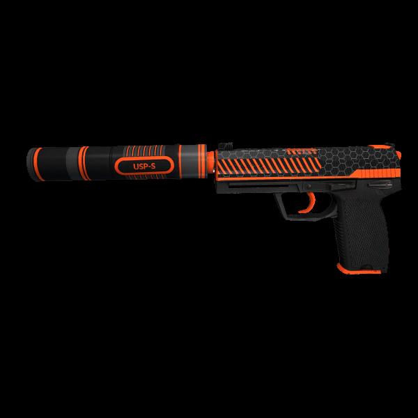 USP-S - Nighthawk