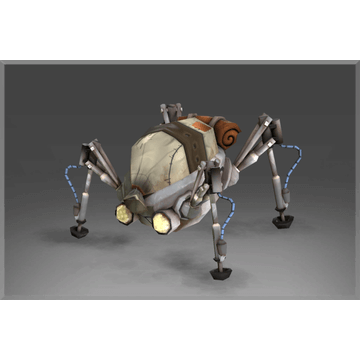Unusual Morok's Mechanical Mediary