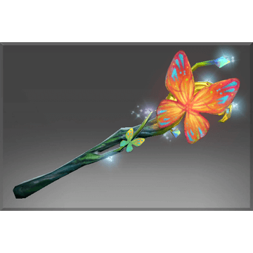 Genuine Fluttering Staff