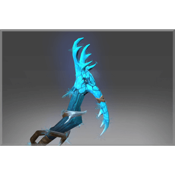 Genuine Scythe of Ice