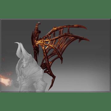 Genuine Eternal Wings of the Daemon Prince