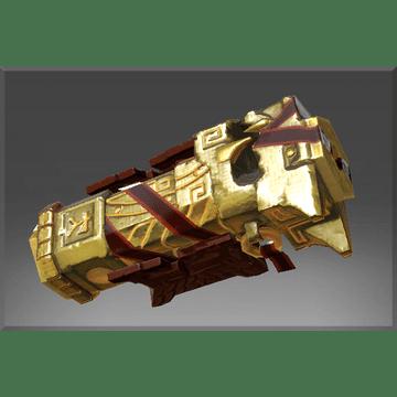 Genuine Golden Gravelmaw