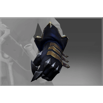 Genuine Grand Gloves of the Witch Hunter Templar