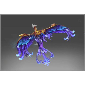 Genuine Noble Wings of Frostheart