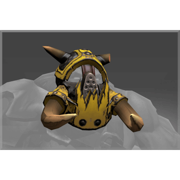 Genuine Supreme Mask of the Warboss