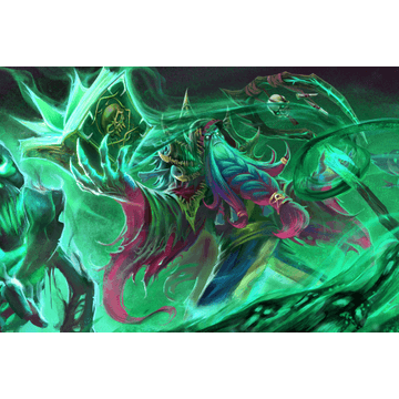 Genuine Lich Master Necromancer