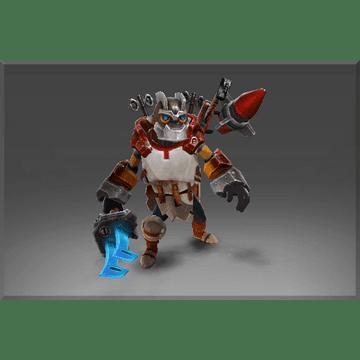 Iron Clock Knight