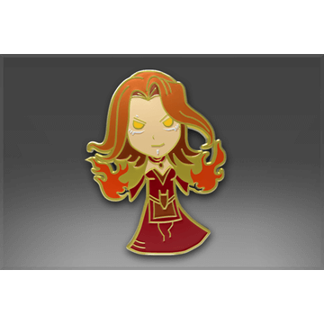 Genuine Pin: Lina
