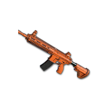 Rugged (Orange) - M416