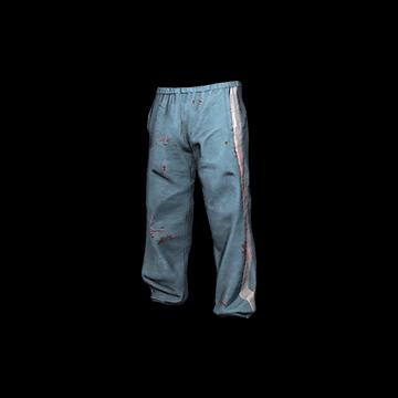 Tracksuit Pants (Light Blue)