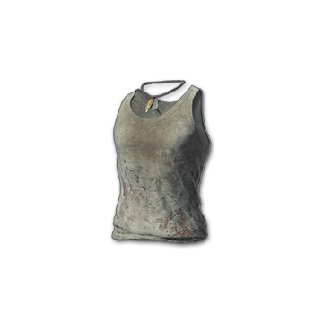 Bloody Tank-top (White)