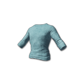 Long Sleeved T-shirt (Light Blue)