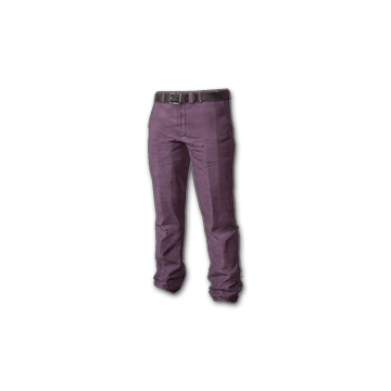 Slacks (Purple)