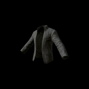 Mandarin Jacket (Black)