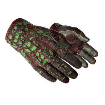 ★ Sport Gloves | Bronze Morph