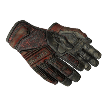 ★ Specialist Gloves | Crimson Web