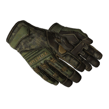 ★ Specialist Gloves Forest DDPAT