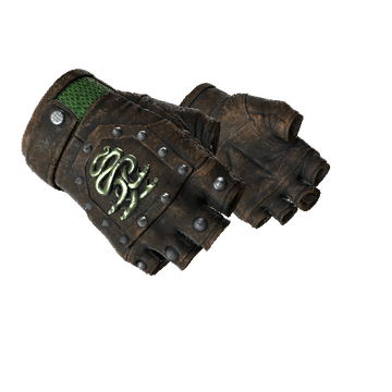 ★ Hydra Gloves | Emerald