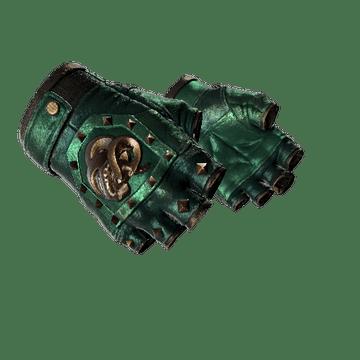 ★ Broken Fang Gloves | Jade