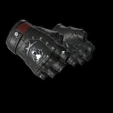 ★ Bloodhound Gloves - Charred