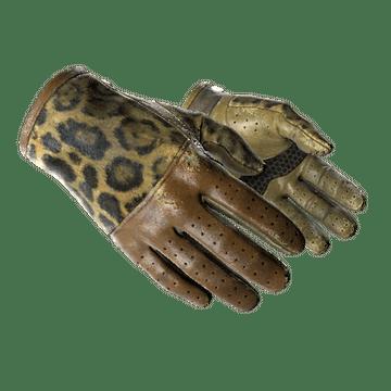 ★ Driver Gloves   Queen Jaguar