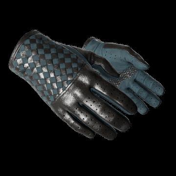 ★ Driver Gloves - Lunar Weave