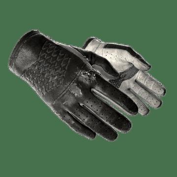 ★ Driver Gloves | Black Tie