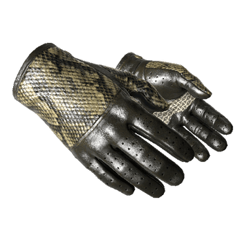 ★ Driver Gloves Diamondback