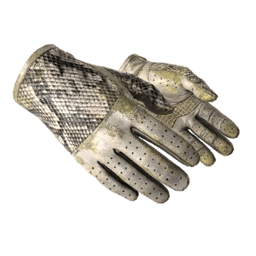 ★ Driver Gloves - King Snake
