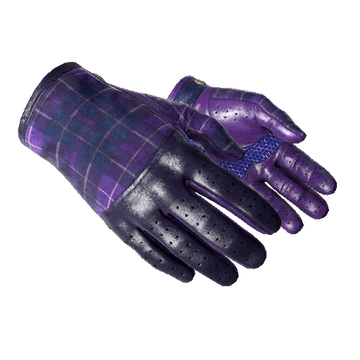 ★ Driver Gloves - Imperial Plaid
