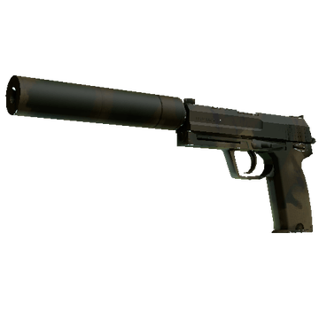 USP-S - Forest Leaves