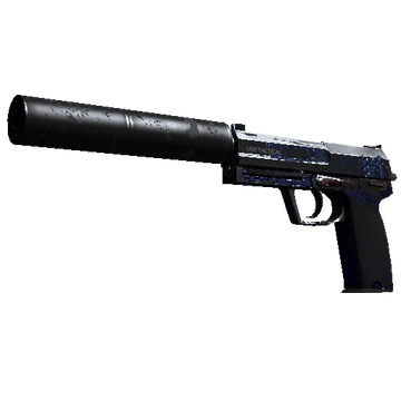 Souvenir USP-S Royal Blue