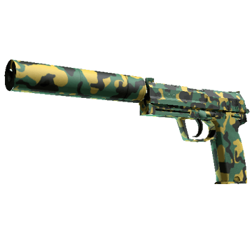 USP-S | Overgrowth