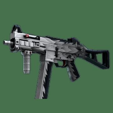 UMP-45 - Arctic Wolf