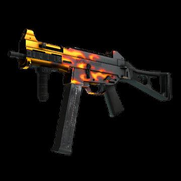 UMP-45 Blaze
