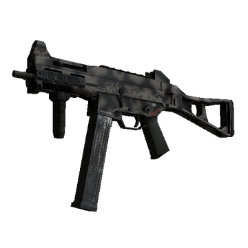 UMP-45 Scorched