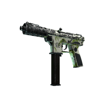 Tec-9 Bamboo Forest