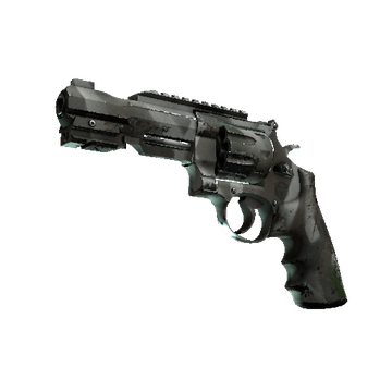 R8 Revolver | Bone Mask