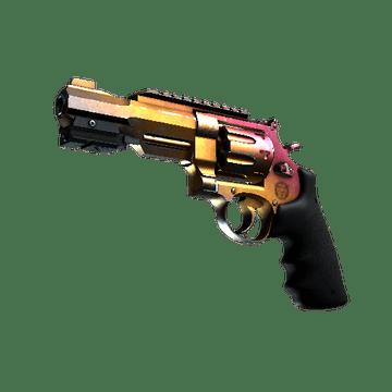 R8 Revolver - Fade
