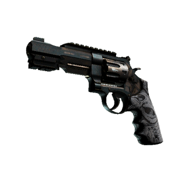 R8 Revolver | Bone Forged