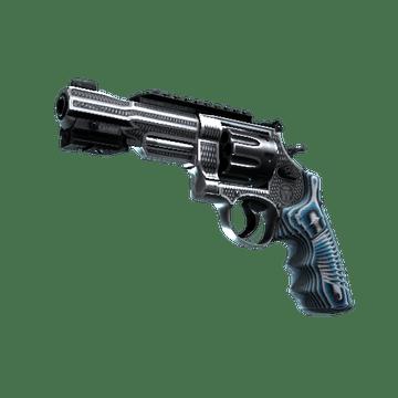R8 Revolver - Grip