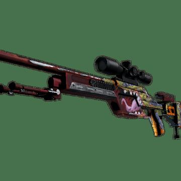 SSG 08 | Bloodshot