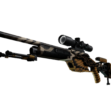 SSG 08 | Death's Head