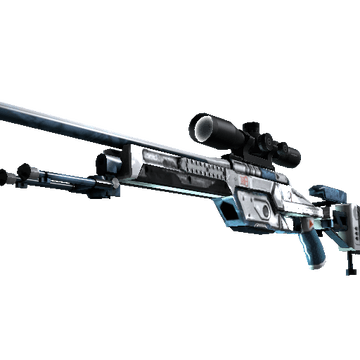 SSG 08 Ghost Crusader